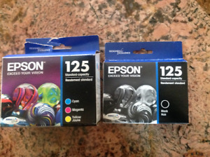 New Epson and HP printer ink