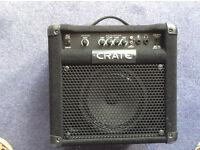 Small bass amp
