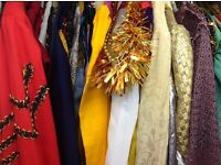 Kings Langley Players Jumble Sale with special Vintage & Costume rail
