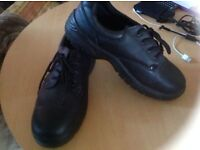 Men's Site safety boots size 45 safety footwear £5