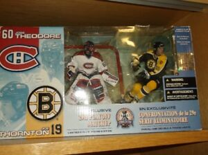 COLLECTABLE HOCKEY PLAYERS