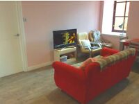 2 Bed Furnished Flat in Glsgow's Merchant City