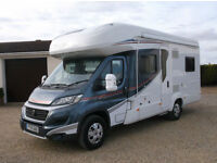 Fiat AUTO TRAIL TRACKER FB motorhome fixed bed camper