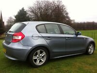 LOOK 2005 BMW 120D SE 1 SERIES LOW MILEAGE NEW CLUTCH AND FLYWHEEL