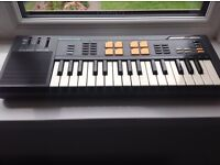 Brill Casio sk5 sampling keyboard gwo voice mic