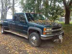 ******SOLD****1995 Chevrolet C/K Pickup 3500 Dually Pickup Truck