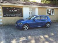 BMW 120 2.0TD 4X4 xDrive Sports 2014, FINANCE AVAILABLE!!!