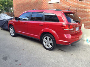 2012 Dodge Journey Crew SUV, Crossover