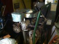 1946 Johnson OK15 Outboard Motor 8.6HP