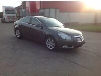 24/7 Trade sales NI Trade prices for the public 2009 Vauxhall Insignia 1.8 SRI full mot Grey