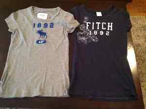 Abercrombie and Fitch t-shirts and tank top