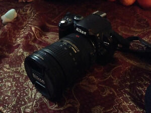 D40 with 18-200 asf lens