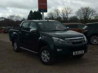 2016 Isuzu D-Max Eiger D/C Twin Turb Double Cab Pick Up Diesel Manual