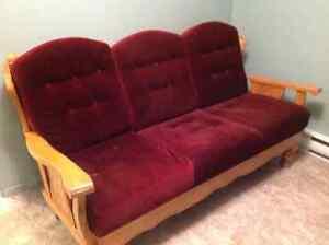 Divan et chaise
