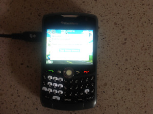Blackberry Curve 8330 Cell Phone