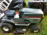 Canadiana 12Hp Lawn Tractor