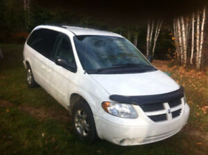 2007 Dodge Grand Caravan Familiale, stow and go