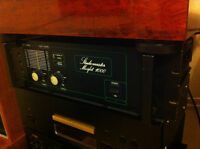 Power Amp Studio Stage 1000 Watts RMS Made in UK