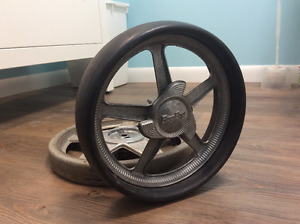 BagBoy golf cart replacement wheels