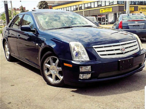 2007 Cadillac Sts V6 AWD luxury package