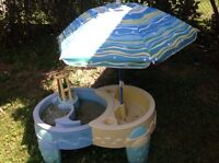 Water / Sand playset