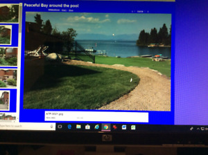 Condo for rent on Flathead Lake