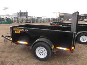 Landscape/Utility Trailers- On CLEARANCE