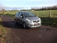 24/7 Trade sales NI Trade Prices for the public 2007 Toyota Yaris 1.4 D-4D T3 low miles