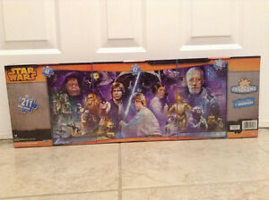 panoramic star wars trilogy puzzle Cambridge Kitchener Area image 2