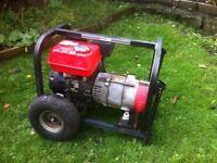 Clarke FG2000 2.4kVA Portable Petrol Powered Generator .. £90 !!