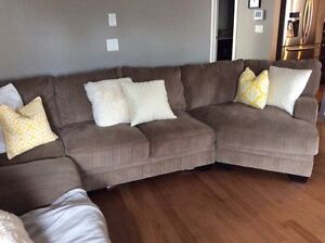 Ashley home furniture large sectional for sale