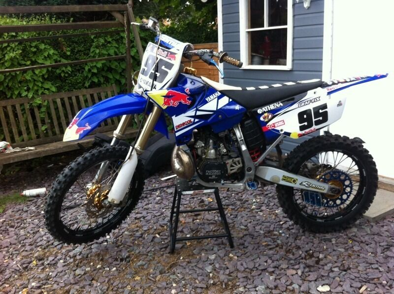 Yz250 2006 very tricked (2 stroke) amazing bike clean condition | in ...