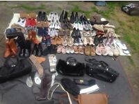 Joblot mixed shoes mixed sizes more 50 used £15
