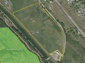 SOLD!Less than $16,500/acre!! Superb riverfront acreage property