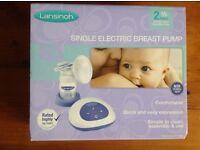 Lansinoh electric breast pump