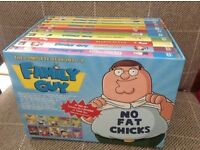 Brand new family guy box set 1-9 season DVD