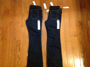 New Size 8 Jeans