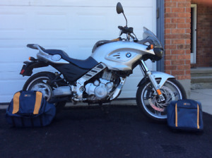 BMW F650CS Excellent Condition