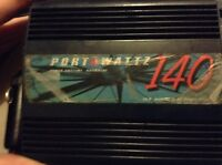 Portawattz 140 ! Ac to dc power inverter! For car