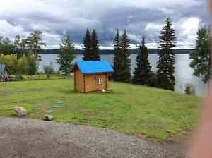 Cozy cariboo cabin