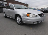 2003 Pontiac Grand Am SE1 Sedan 119,000KM MEC A1 A QUI LA CHANCE