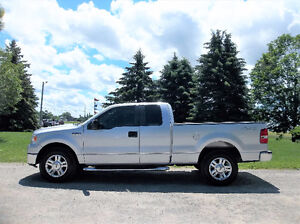 2008 Ford F-150 XLT 4WD- 4 Door Super Cab. Certified w/ Warranty