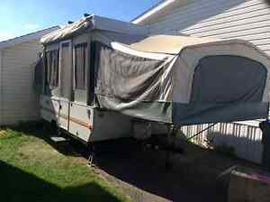 FOR SALE 2000 JAYCO TENT TRAILER