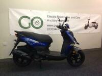 2021 SYM Crox SYM CROX 125CC MOTORCYCLE SCOOTER BLUE