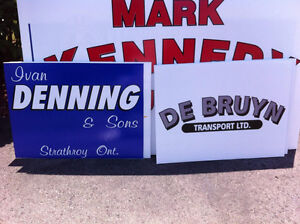 Storefront Signs, Vehicle Decals, Custom Banners and more London Ontario image 2