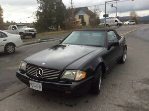 1996 *RARE* Mercedes-Benz 320SL Roadster Convertible *REDUCED*