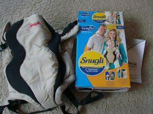 Evenflo Snugli Baby Carrier-new London Ontario image 1