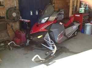Motoneige Ski-doo GSX 600 sdi Limited