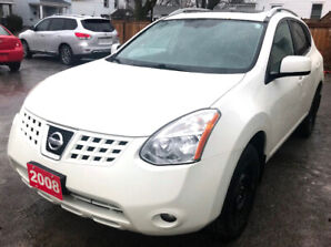 2008 Nissan Rogue SL Leather! MP3/CD Changer!