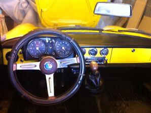 Alfa Romeo project car